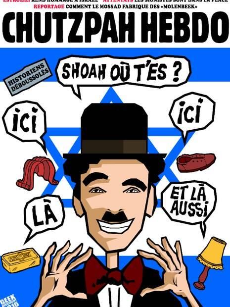 desenho francês holocausto