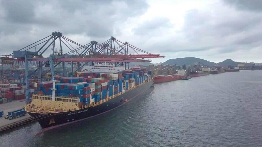 Porto de Santos pode ter prejuízo de R$ 5,85 bi após decisão do TCU