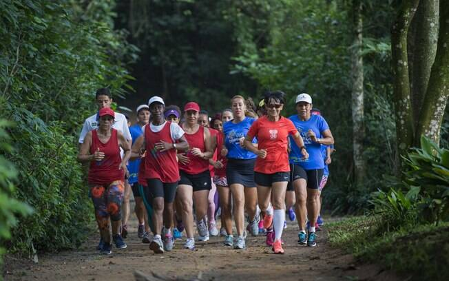 Mulheres inspiradoras levantam outras mulheres: graças ao projeto de Neide, centenas de mulheres do Capão Redondo praticam corrida