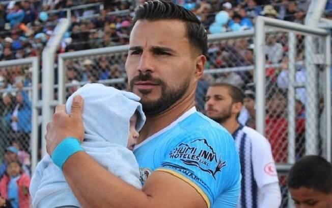 Juan Pablo Vergara morreu após acidente de carro