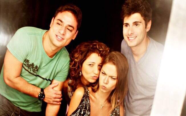 Em 'Pirou?', Milena atua ao lado de Zé Auro Travassos, Tatá Lopes e Bruno Barros