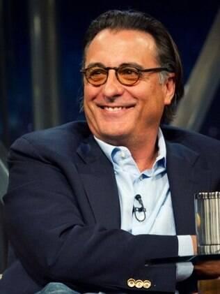 """Andy Garcia: """"É uma honra estar no Brasil, espero voltar em breve"""""""