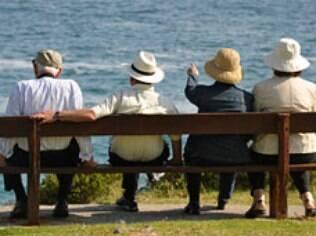 Mulheres mais velhas têm vida sexual melhor