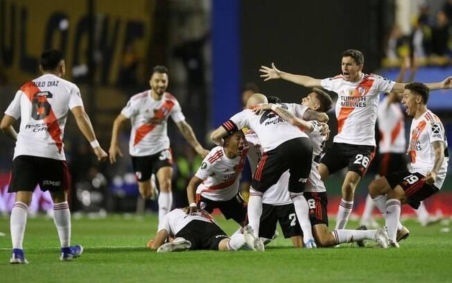 River Plate será o adversário do Flamengo na final