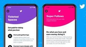 Twitter lança recursos para ganhar dinheiro na rede social