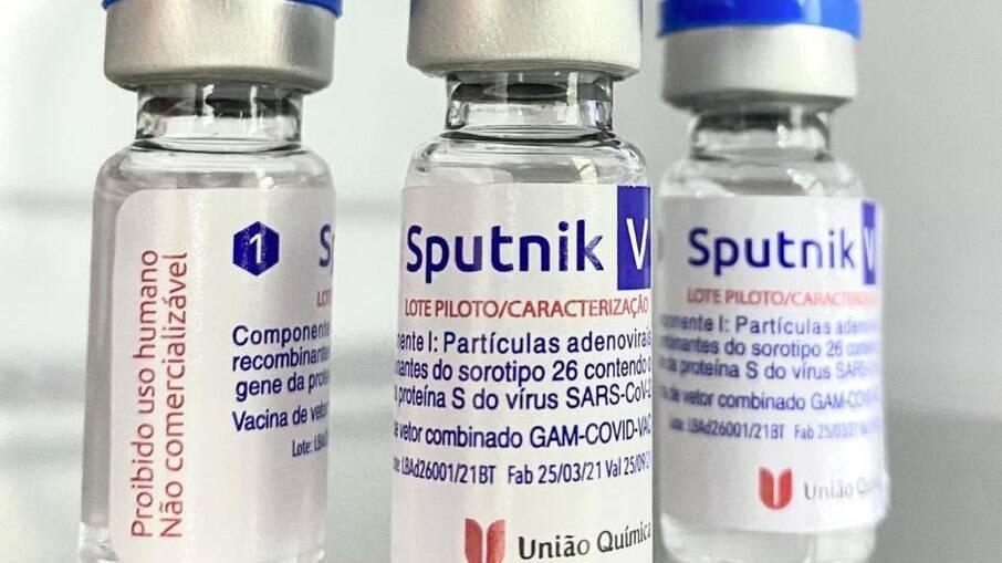 Sputnik, imunizante russo que teve o registro emergencial negado pela Anvisa