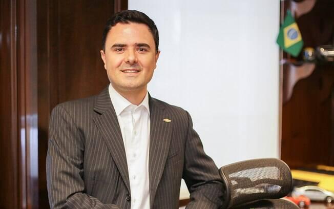 Pericles Mosca, diretor de GM OnStar e Maven no Brasil, assumiu o carro na Chevrolet com boas perspectivas para o futuro