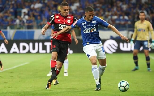 Cruzeiro e Flamengo disputaram a final da Copa do Brasil