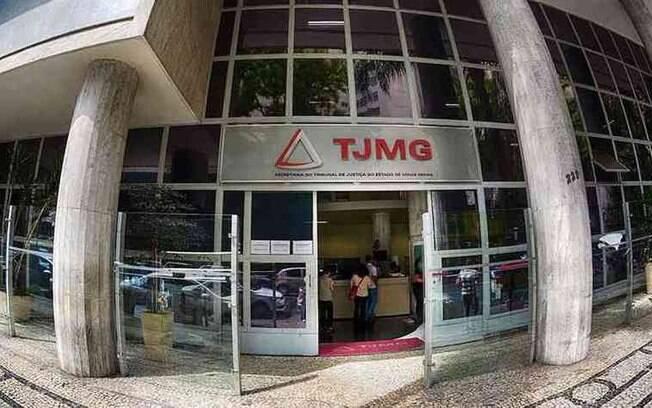 fachada do tjmg
