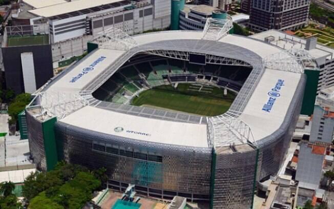 Empreiteira WTorre foi a responsável pela obra do Allianz Parque, o estádio do Palmeiras