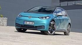 Volkswagen apresenta carros elétricos ID.3 e ID.4 ao Brasil