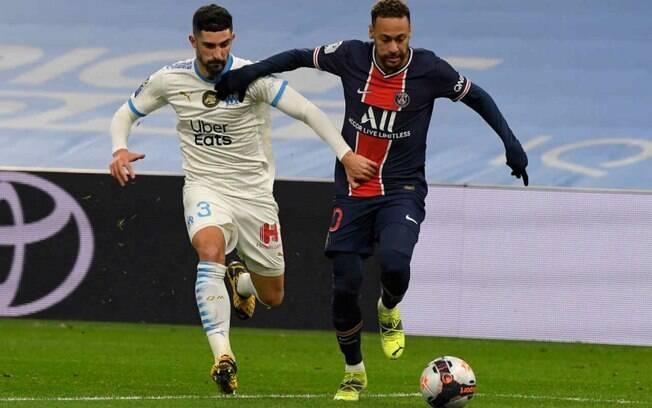 Neymar deve renovar com o Paris Saint-Germain até 2026
