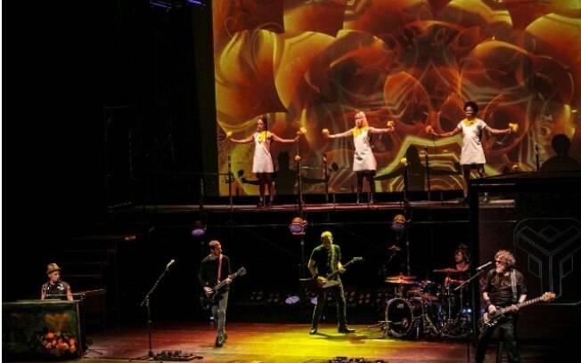 Titãs anuncia gravação de DVD no Teatro Opus, em São Paulo