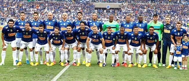 Cruzeiro é tetracampeão brasileiro