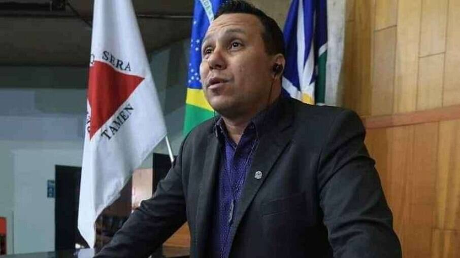 Vereador Thiarles Santos, vítima da Covid-19