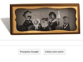 Louis Daguerre recebe homenagem no Google nesta sexta-feira