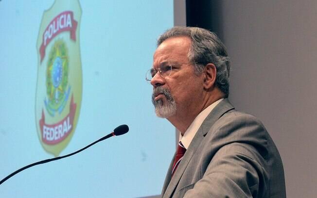 Ministro da Segurança Pública, Raul Jungmann, comemora clima tranquilo no segundo turno