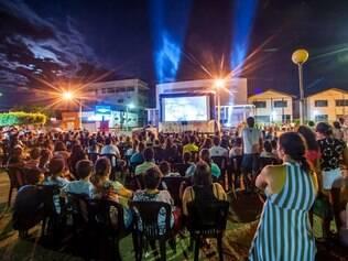 Cinema no Rio Sao Francisco