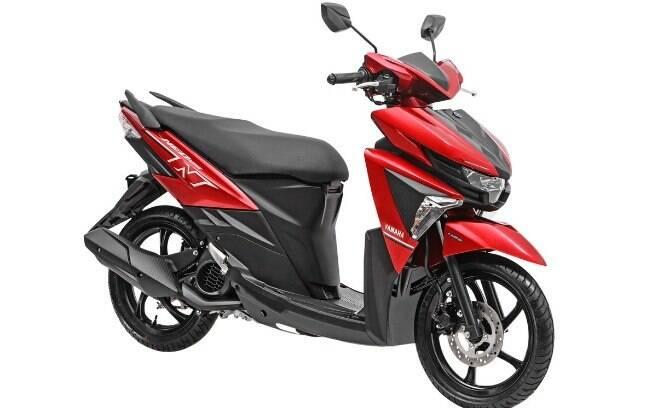 Entre os scooteres mais baratos, o Neo tem design fora do padrão, com linhas futuristas e agressivas