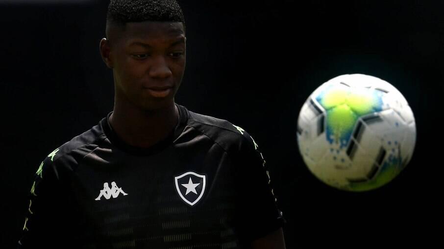Babi está feliz no Botafogo, mas pode se transferir para clube da Série A