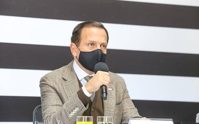 Governador João Doria São Paulo