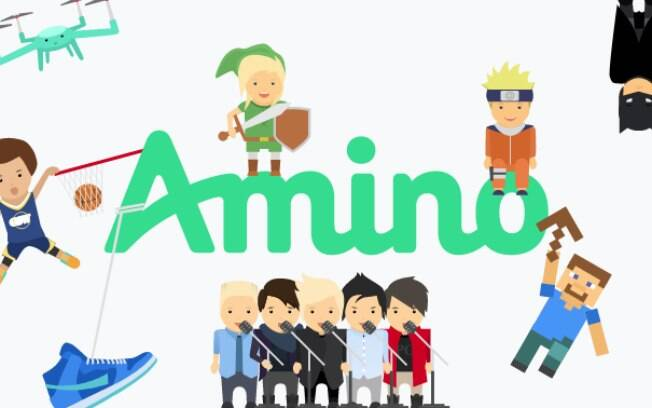No Amino, usuários podem conversar com pessoas que compartilham interesses a qualquer momento do dia