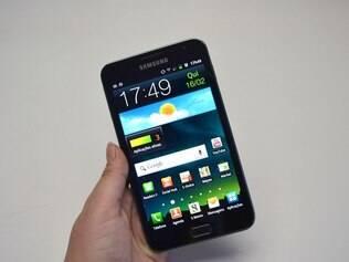 Galaxy Note: mais de 2 milhões de unidades vendidas