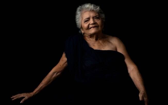 Para a avó, a experiência de ser fotografada foi transformadora e a fez com que ela se sentisse bonita e valorizada