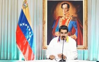 """Maduro: """"Ex-presidente da Colômbia contratou mercenários para me assassinar"""""""