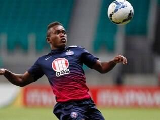 Pará começou na base do Bahia em 2012, chegou ao profissional em 2013, mesmo ano que foi à seleção brasileira sub-20