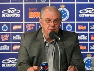 Gilvan quer ver o plantel da Raposa mantendo o mesmo nível para permanecer na onta da tabela do Campeonato Brasileiro