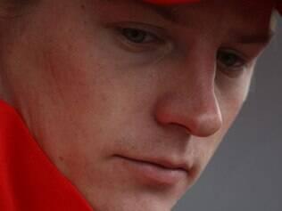 Raikkonen foi campeão da Fórmula 1 em 2007, defendendo a Ferrari