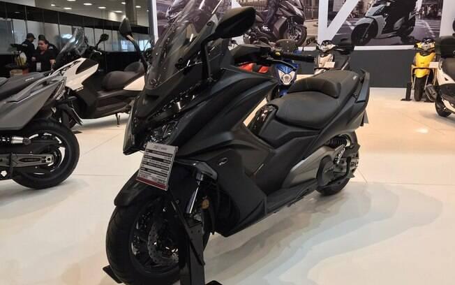 Kymco, moto, scooter