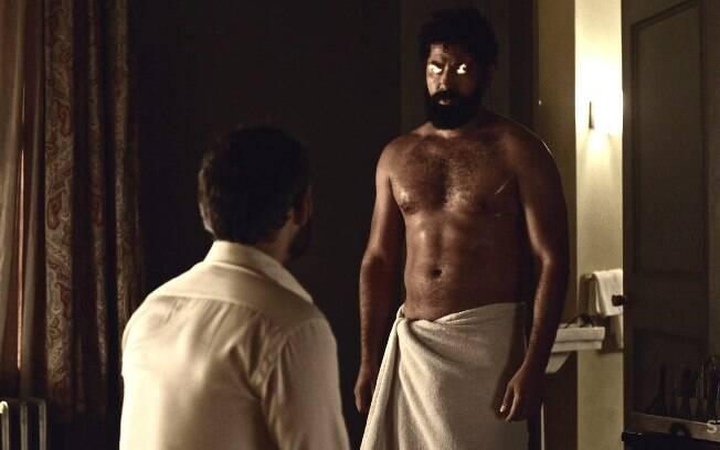 As dez melhores cenas de ''American Gods'': Salim faz sexo com o Jinn e troca de identidade com ele