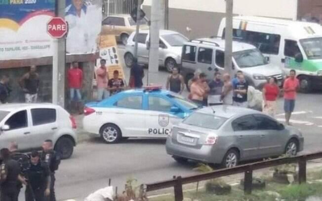 Crime aconteceu no Rio de Janeiro