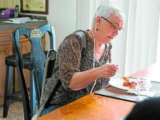 Esperança. Maureen Piekanski, 59, sofre com o glioblastoma e participou do estudo: sobrevida surpreendeu
