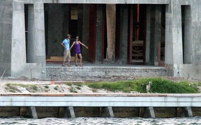 Enrique Iglesias e Anna Kournikova namoram há quase dez anos
