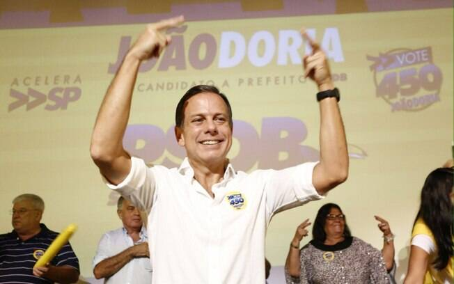 Resultado de imagem para Joao doria prefeito de sao paulo