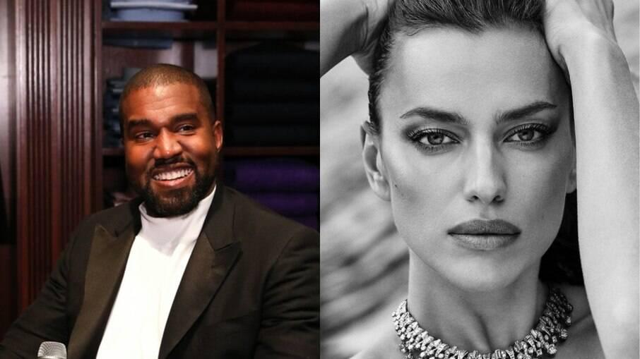 O rapper estaria se envolvendo com a modelo russa