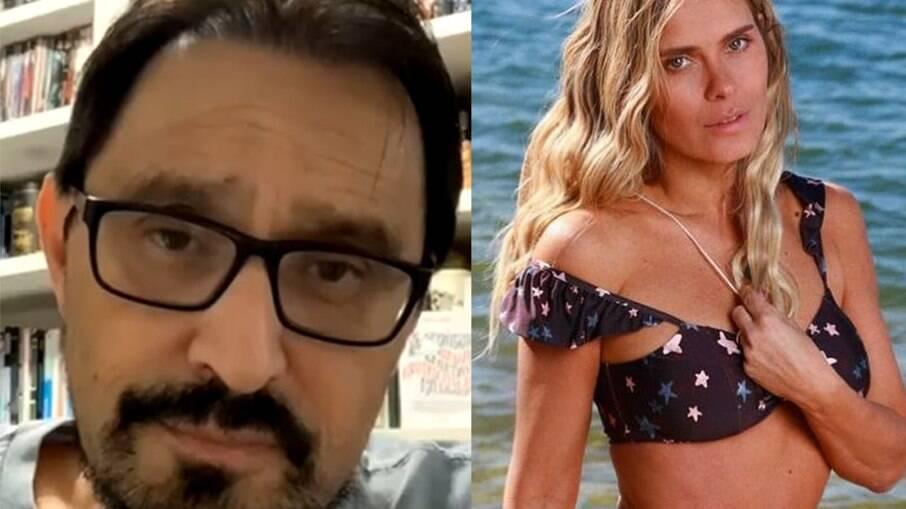 Edson Aran revela que a capa dos sonhos dele para a Playboy era com Carolina Dieckmann