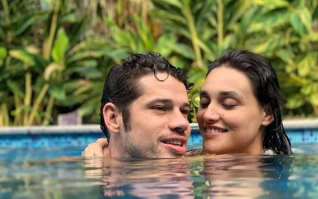 Débora Nascimento e José Loreto não estão mais juntos