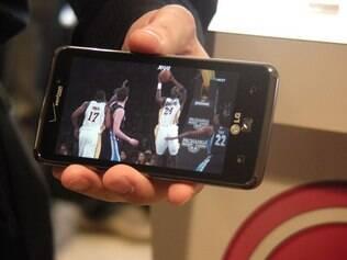 Spectrum permite filmar e reproduzir conteúdo em Full HD