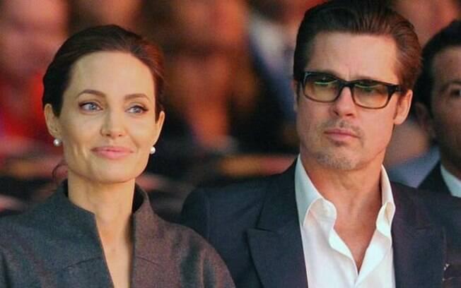 Angelina Jolie e Brad Pitt lutam pela guarda compartilhada dos seis filhos na justiça dos Estados Unidos