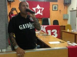 Vereador Capá (foto) foi preso de forma preventiva na tarde desta terça em Francisco Morato, na Grande São Paulo, por volta das 15 horas