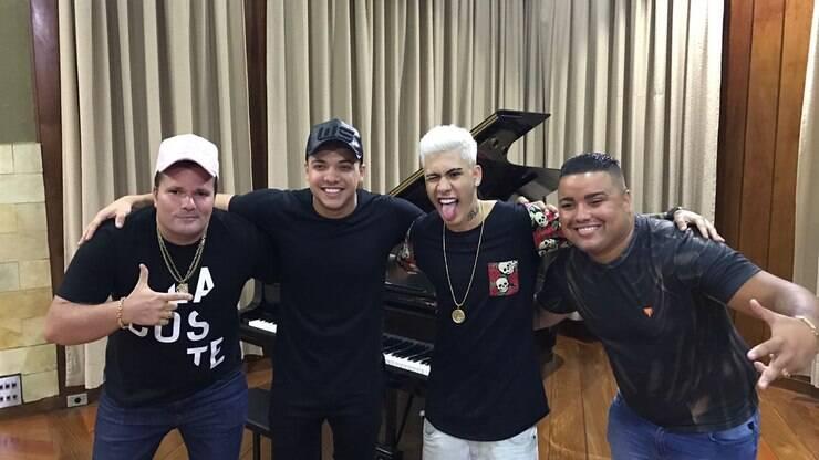 Wesley Safadão e Mc Kevinho gravam nova versão de funk ...