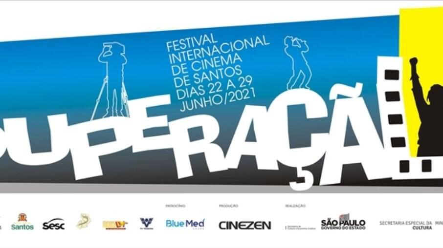 O maior festival de cinema do litoral paulista chega à sexta edição