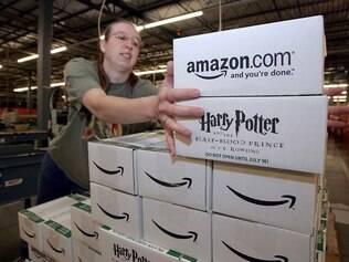Amazon: falha em sistema alterou preço de livros