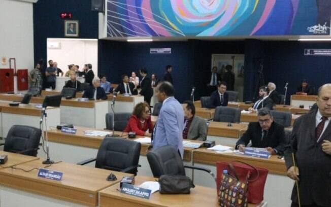 Discussão acalorada tomou conta de sessão na Câmara de Belém
