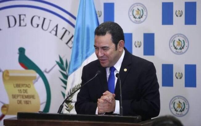 Transferência da embaixada da Guatemala, se deu, porém, sob menos comoção que a dos Estados Unidos
