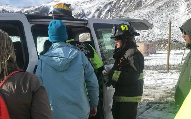 Deslizamento vitimou duas crianças em estação de esqui no Chile
